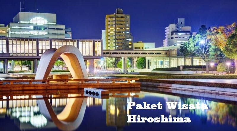 paket wisata jepang hiroshima
