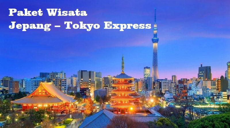 paket tokyo express