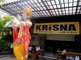 Krisna Oleh-Oleh khas Bali
